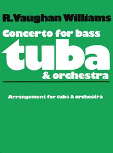 Williams R.V. - Concerto for Bass Tuba and Orchestra